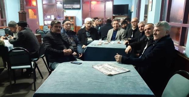 Ak Parti'den Hacıhamza ziyareti