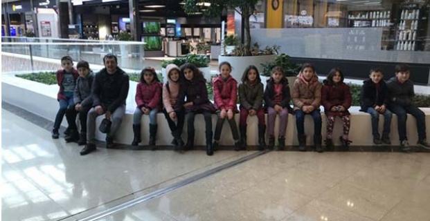 Cumhuriyet YBO Öğrencileri Çorum'u gezdi