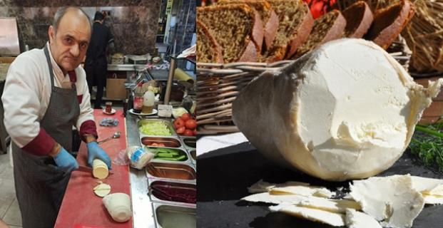İstanbul'da 'Kargı Tulum Peyniri' yediler