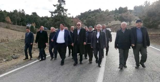 Kargı-Osmancık Kızılırmak yolu düzenlenecek