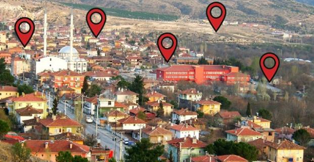 Kargı'da deprem toplanma yerleri nereler?