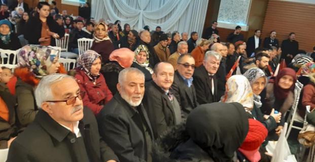 Ak Parti Kargı Teşkilatı İl Divan toplantısına katıldı