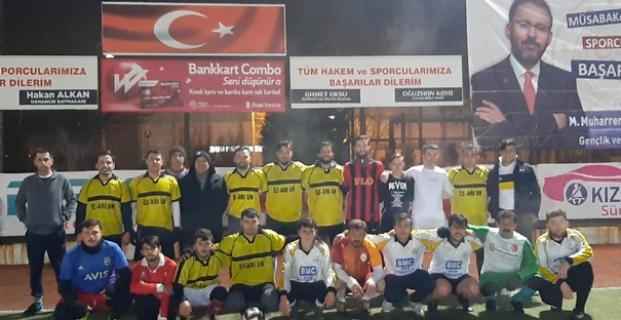 Sahamız var oynamaya, antrenmana gideriz Osmancık'a