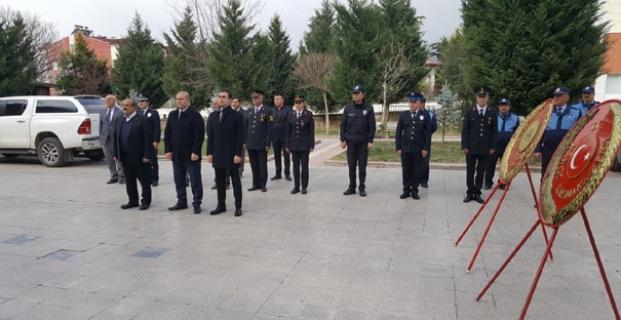 18 Mart Çanakkale Zaferi için tören düzenlendi