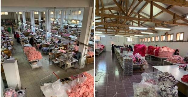 Polcan Tekstil üretime 15 gün ara verdi