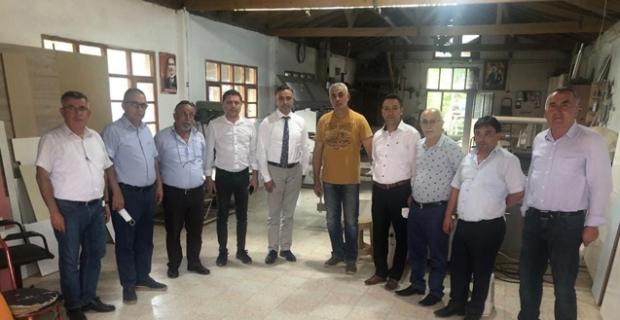 CHP'den Felik ailesine taziye ziyareti
