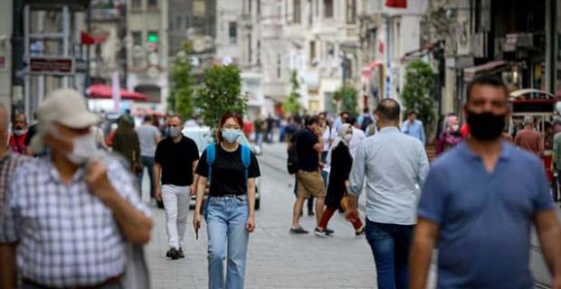 Maske takmayanlara 900 TL ceza