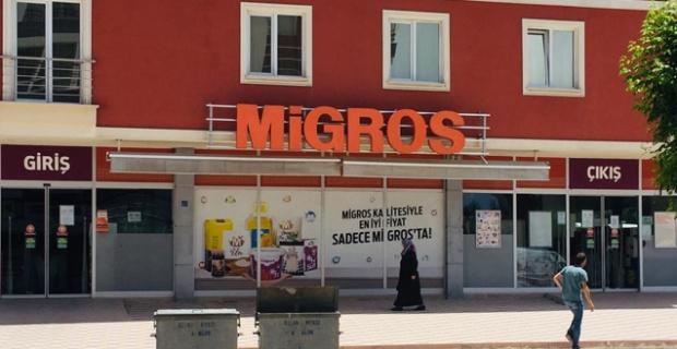 Migros'ta Covid-19 alarmı