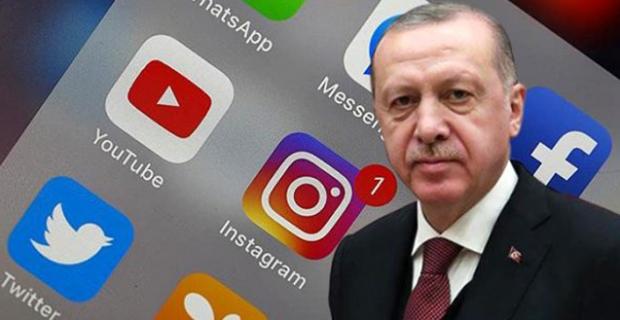 Sosyal Medya teklifi meclise sunulacak