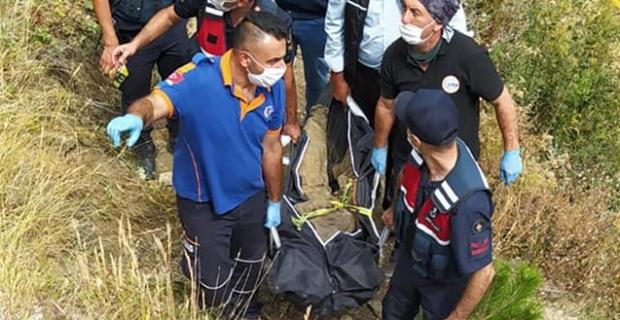2 gündür aranan şahıs dağda ölü olarak bulundu