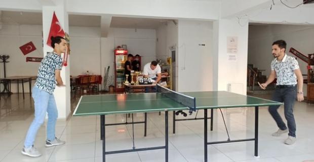 Garguca ve Kargı Gücü turnuva düzenledi