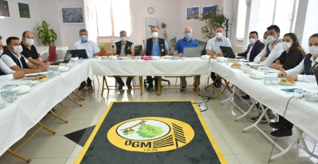 Kargı'da bütçe hazırlık toplantısı