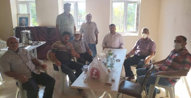 MHP, Avşar Köyü'nün sesini duydu