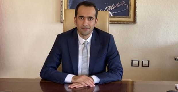 Kaymakam Uyar, Cumhuriyet Bayramı'nı kutladı