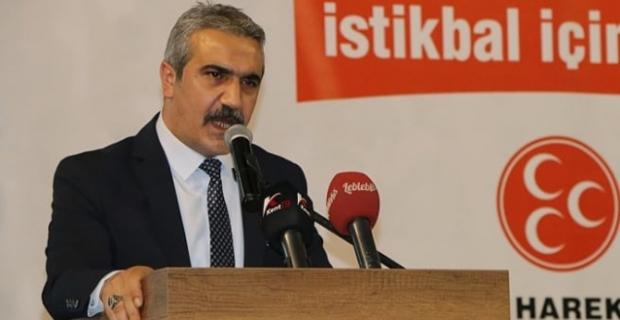 MHP'de Karapıçak güven tazeledi