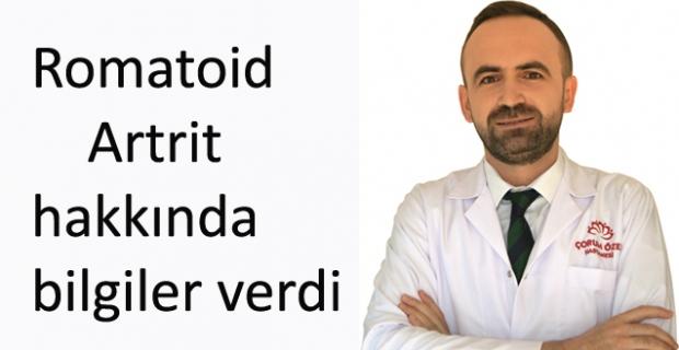 Romatoid Artrit Hastalığı nedir?