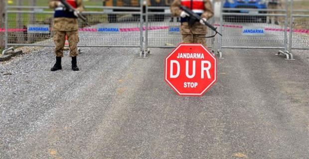 Kargı'da 2 mahalle karantinaya alındı