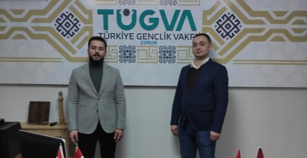 Türkiye Gençlik Vakfı'na Ali Nejat Akpınar atandı