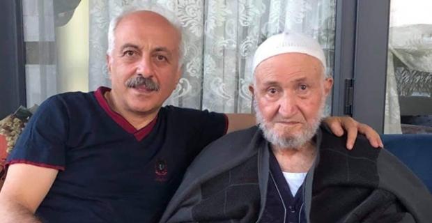 Zeki Gül'ün babası hayatını kaybetti
