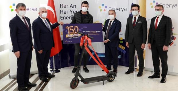 Ahlatcı Holding, Antalya'da 150 bin aboneye ulaştı