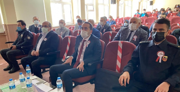 İstiklal Marşı'nın kabulü törenle kutlandı