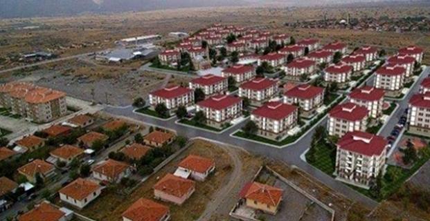 TOKİ'deki bazı apartmanlar karantinaya alındı