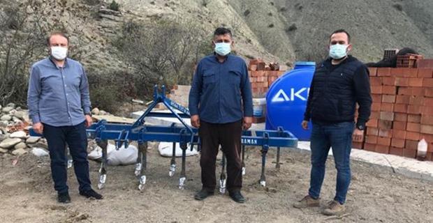Kargı'daki tarım aleti hırsızlığı aydınlatıldı