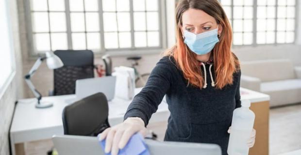 Sağlık Bakanlığı'ndan, 'İşyeri/ofislerde Covid-19 için alınacak önlemler' açıklaması
