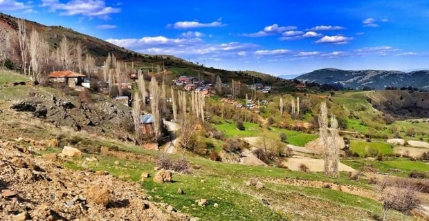 "Geçmişi Erzurum'a dayanan köy ""Çukuraluç"""