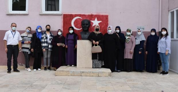 Hacıhamza'da örtü altı domates yetiştiriciliği kursu açılacak