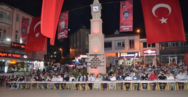 Kargı'da Milli Birlik Gecesi