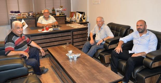 Mehmet Helvacı'dan Hacı Odabaş'a genel kurul daveti