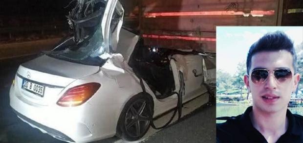 Feci kaza: 2 kardeş öldü, 1'i yaralı