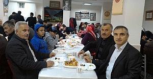 İnceçay Köyü Derneği kahvaltıda buluştu