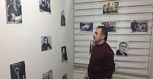 Kargı Ülkü Ocakları'ndan Türkeş Fotoğraf Sergisi