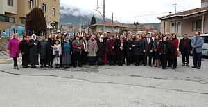 CHP'li kadınlar kahvaltıda buluştu