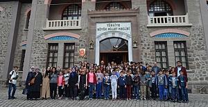 Cumhuriyet YBO, Ankara ve Konya'yı gezdi