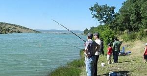 Balık avı sezonu bereketli başladı