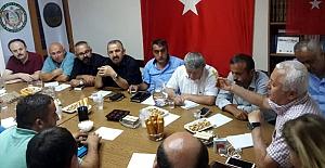 İstanbul Çorumlu Dernekler Platformu kuruldu