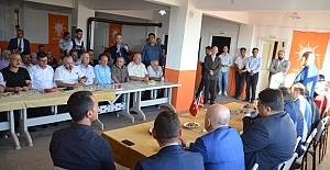 Ak Parti Milletvekilleri Kargı Teşkilatı ile bayramlaştı