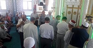 Gökçedoğan Köyü'nde cami açılışı