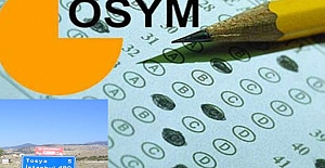 ÖSYM, Tosya'yı sınav merkezi ilan etti