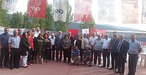 CHP'de 95. yıl coşkusu