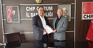 Kargı'da CHP'nin adayı Kemal Dümenci