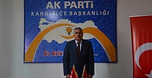 bSelim Aydın, aday adaylığını açıkladı/b
