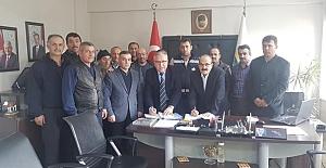 Kargı Belediyesi'nde toplu iş sözleşmesi sevinci