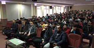 Kargı'da 'Gençlik ve Güvenli Gelecek' konferansı