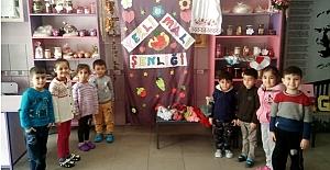Hacıhamzalı öğrencilerden 'yerli malı' hamlesi