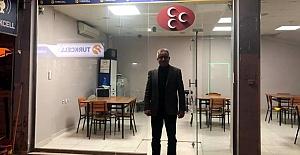 MHP Adayı Bolpaça, seçim bürosu açıyor