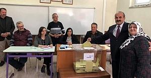 Başkan Şen oyunu demokrasi için kullandı